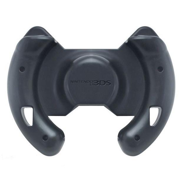 'Mario Kart 7' steering wheel