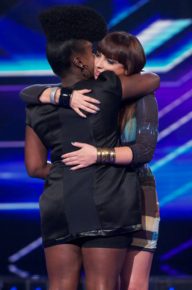 The X Factor: Results Show 4