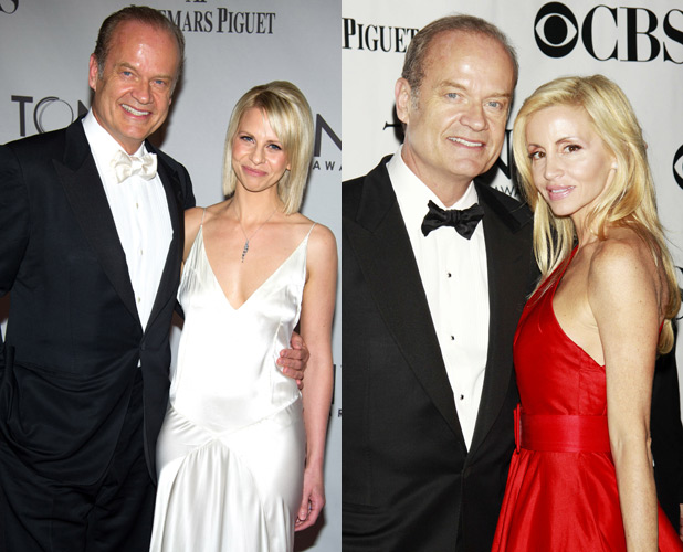 Kayte Walsh, Kelsey Grammer and Camille Donatacci