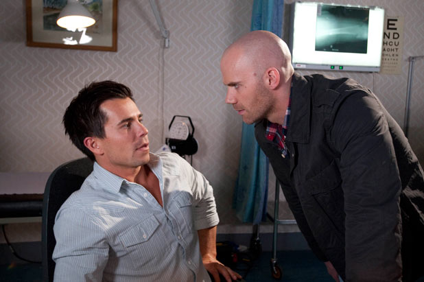 Coronation Street Ep. 7734, 11-11-11