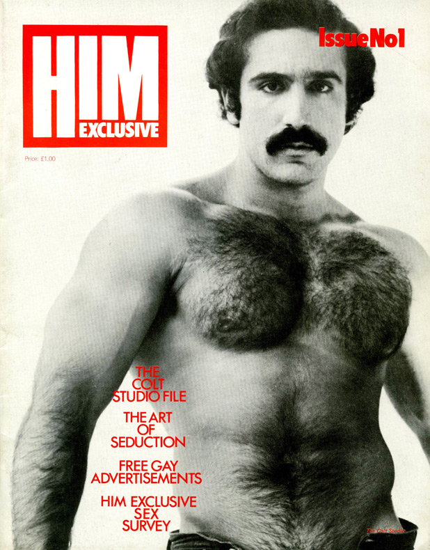 Gay Times classic covers