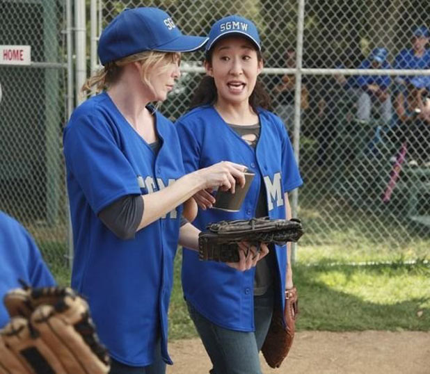 Grey's Anatomy S08E07: 'Put Me In Coach'