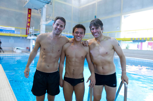 A League of Their Own: S04E04: Tom Daley, Jame Redknapp, John Bishop
