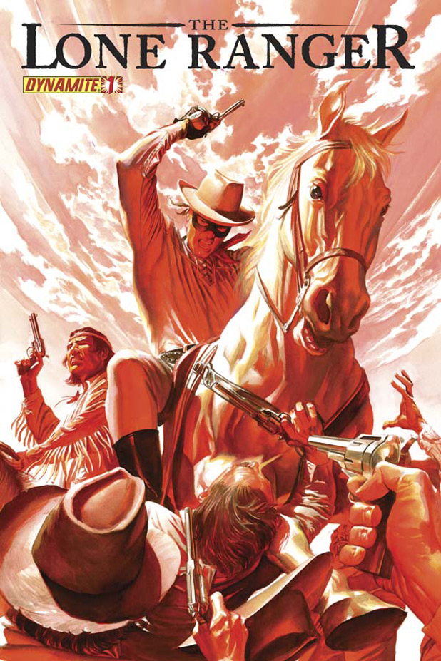 &#39;The Lone Ranger&#39; Issue 1