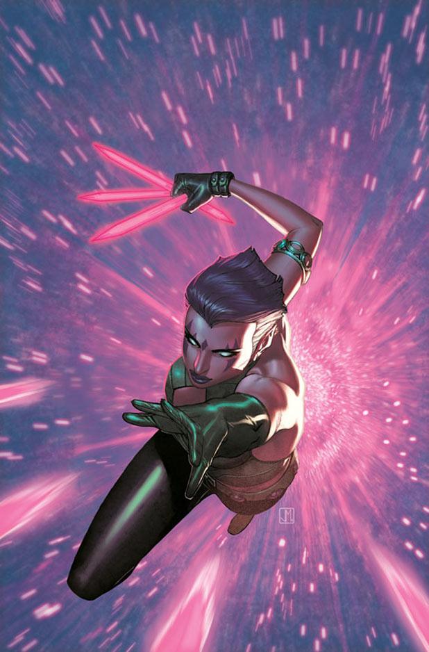 New Mutants Issue 34: Blink