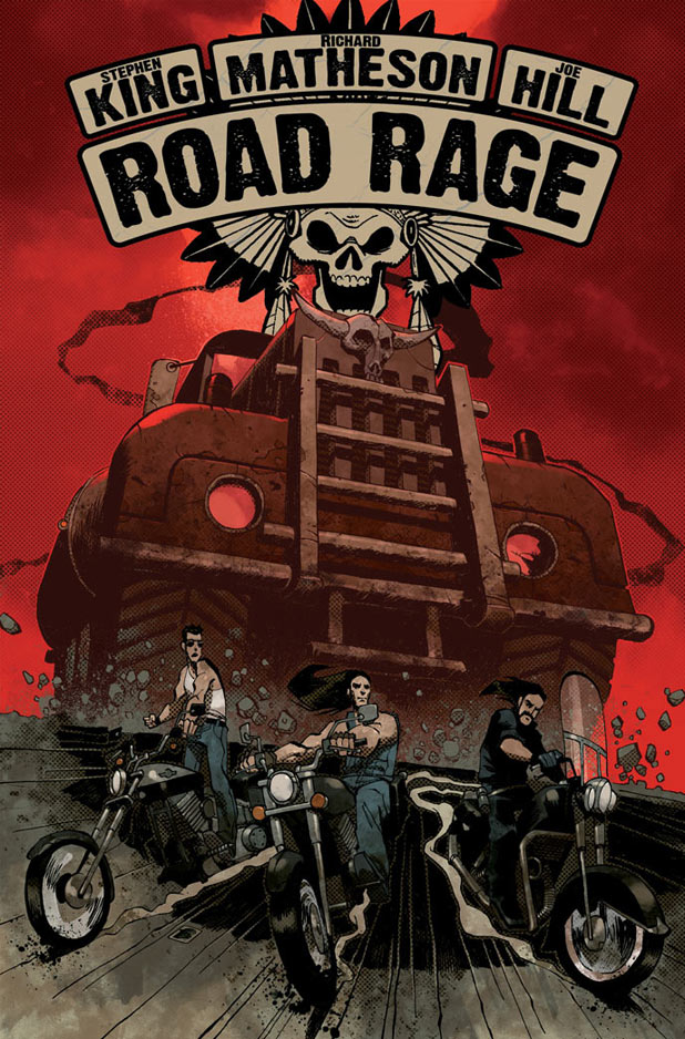 'Road Rage': Stephen King, Richard Matheson adaptation