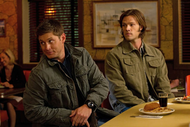 Supernatural S07E06 - 'Slash Fiction'