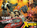 Marvel Comics releases a teaser featuring Kitty Pride and the Phoenix Force.