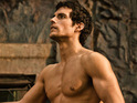 Actor says he received hundreds of cuts and bruises while shooting Immortals.