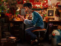 Watch Digital Spy's exclusive 'Sleigh Montage' video from Arthur Christmas.