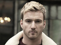 Jai McDowall shoots the artwork for his forthcoming debut album Believe.
