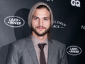 Ashton Kutcher says his team at Katalyst Media will supervise the account.