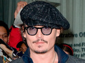 "Johnny Depp says he ""couldn't give a rat's arse"" about The Rum Diary's popularity."