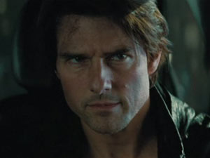 Tom Cruise in 'Mission Impossible - Ghost Protocol'
