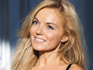 Geri Halliwell &#39;Geri by Next&#39; lingerine launch