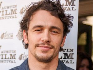 James Franco arrives the premiere of &#39;Sal&#39; at the 2011 Austin Film Festival