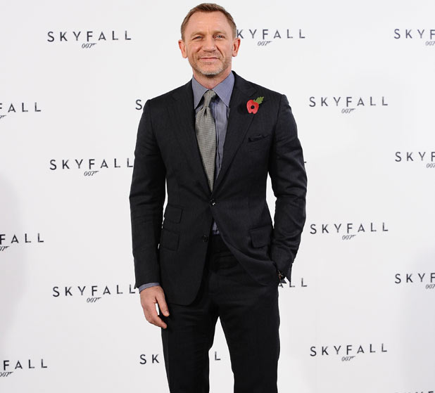 James Bond: Skyfall photocall