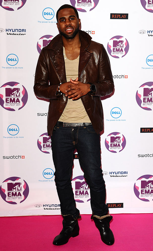 MTV Europe Music Awards 2011: Jason Derulo