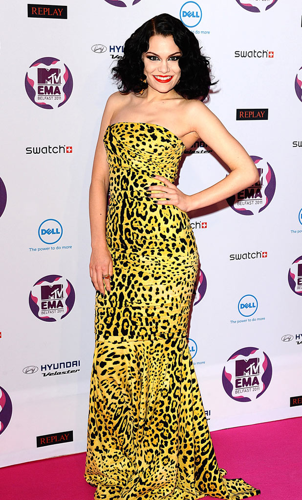 MTV Europe Music Awards 2011: Jessie J