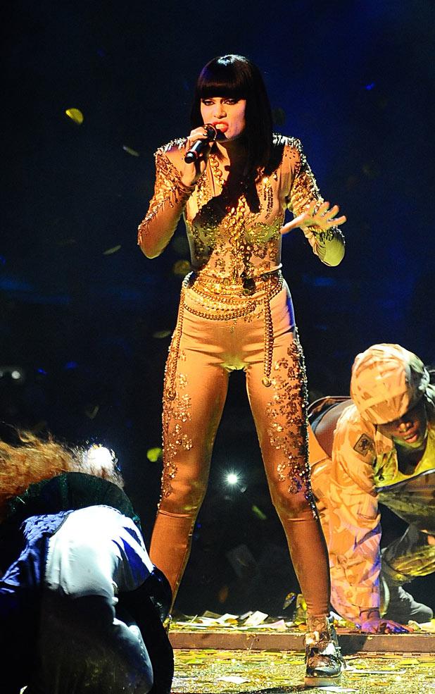 EMAs 2011: Jessie J