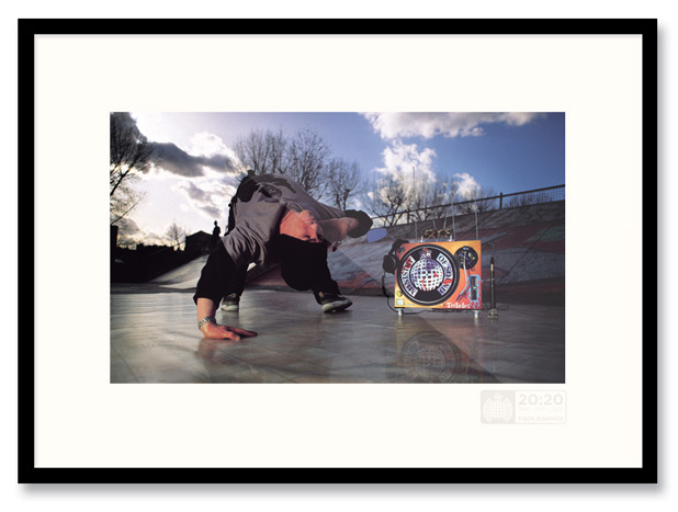 Breakdance Deck 1998