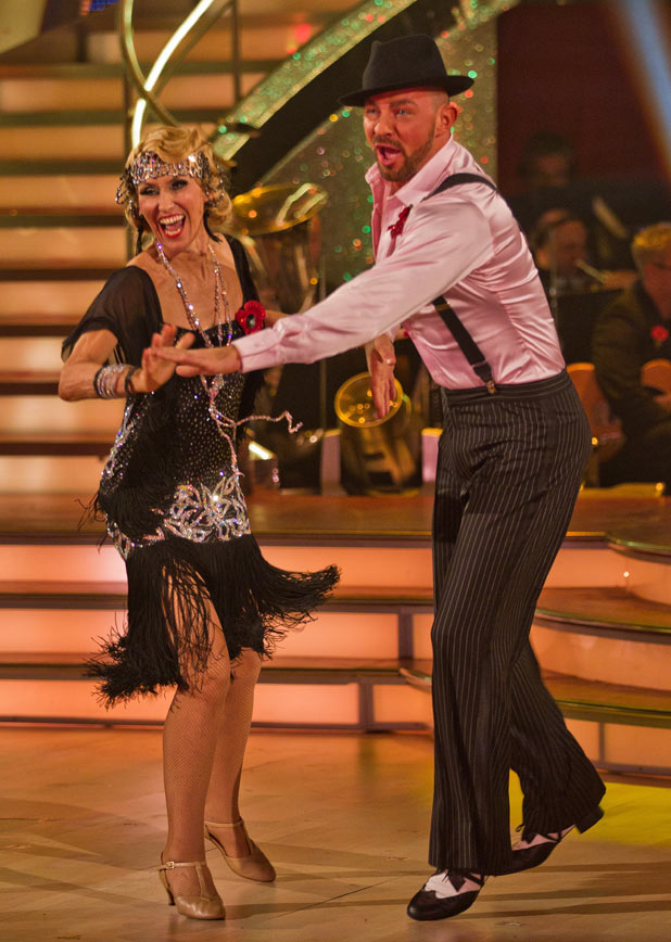 Strictly Come Dancing: Anita and Robin