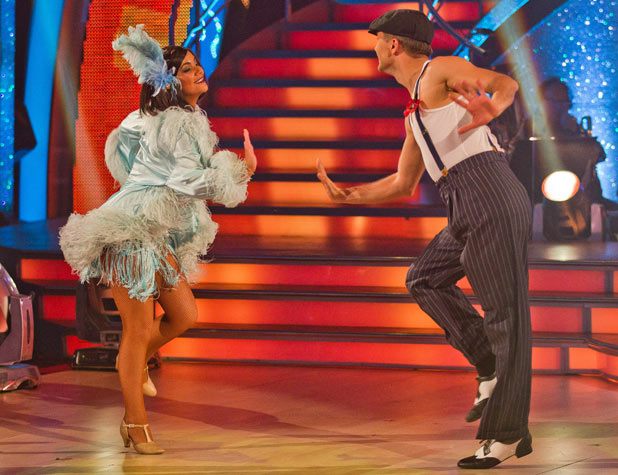 Strictly Come Dancing: Chelsee and Pasha
