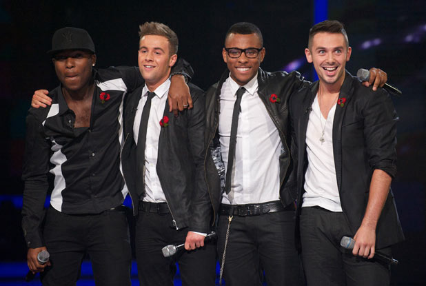 The X Factor 2011: Live Show 5