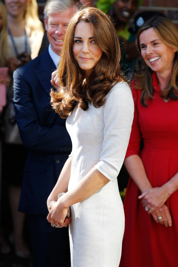 Duchess of Cambridge – royal inspiration