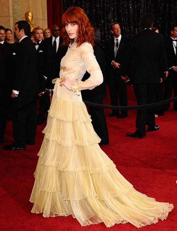 Florence Welch - singer