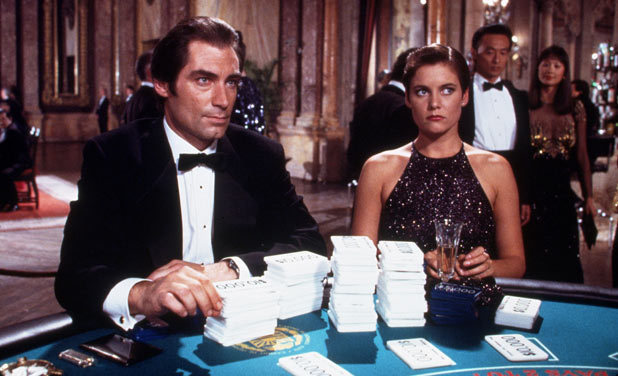 Dalton played the role one more time in Licence to Kill