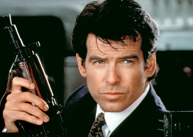 Pierce Brosnan revived James Bond in the '90s with GoldenEye