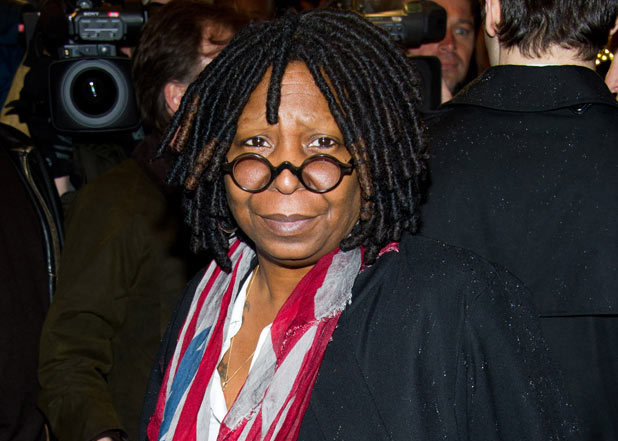 Whoopi Golderg - The actress, singer and presenter turns 56 on Sunday.