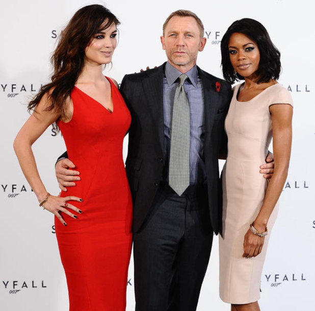 November 3: The 23rd James Bond movie is titled Skyfall