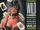 'Wild Cards' Volume Three cover