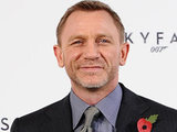 Daniel Craig at the James Bond: Skyfall photocall