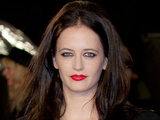 Casino Royale actress Eva Green arrives on the red carpet.