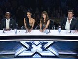 The X Factor USA: Judges L.A. Reid, Nicole Sherzinger, Paula Abdul and Simon Cowell