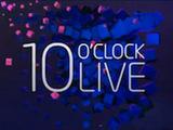 '10 O'Clock Live' logo