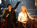 Queen's Brian May reassures fans that Adam Lambert will be a great frontman.