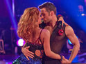 The Strictly judges want more sexual chemistry from the male celebs.