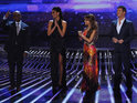 The X Factor USA's strong performance boosts Bones' premiere.