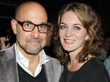 Stanley Tucci is engaged to marry the sister of actress Emily Blunt.