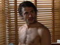 Click in to see Marc Elliott shirtless in a recent episode of EastEnders.