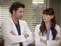 Read our recap of the latest episode of Grey's Anatomy, 'Heart-Shaped Box'.