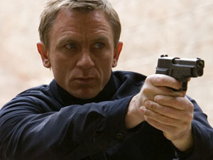 James Bond: The Quantum of Solace