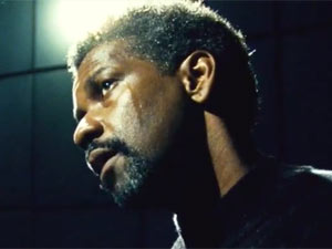 Denzel Washington in 'Safe House' trailer (still)