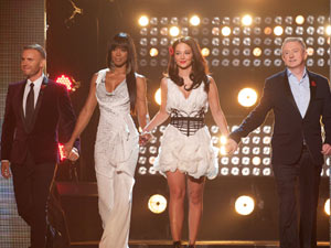 The X Factor 2011: Results Show 5