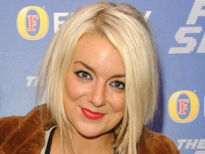 Actress and celeb 'Fast Show' fan Sheridan Smith