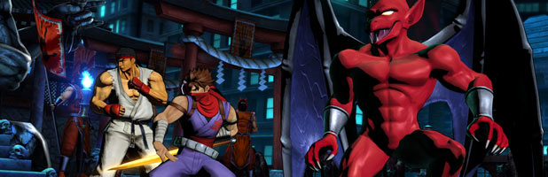 Gaming Review: Ultimate Marvel Vs Capcom